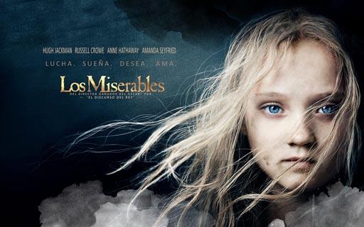 """""""Les Misérables"""", Tom Hooper, 2012"""